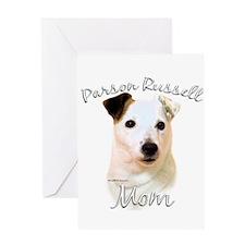Parson Mom2 Greeting Card