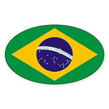 Brasil Flag Decal