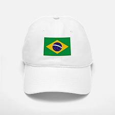 Brasil Flag Baseball Baseball Cap