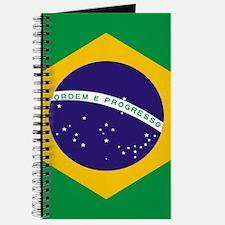 Brasil Flag Journal