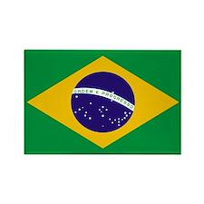 Brasil Flag Magnets