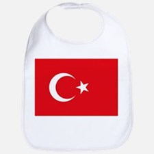 Turkey Flag Bib