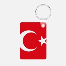 Turkey Flag Keychains