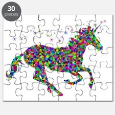 Unique Unicorn Puzzle