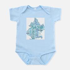 Brooklyn Neighborhoods 2 Infant Bodysuit