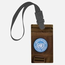 Unique United nations Luggage Tag