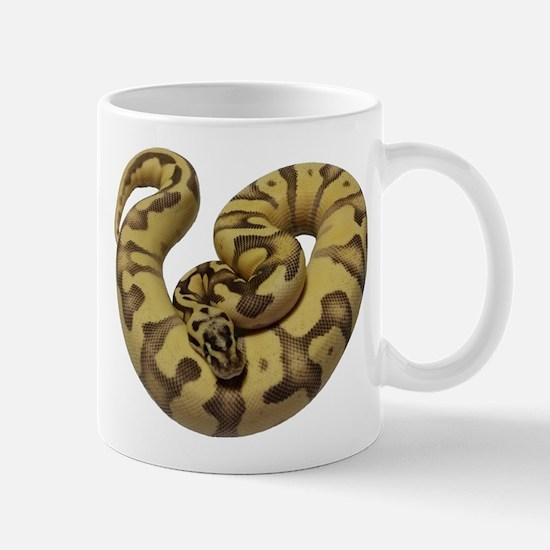 Enchi Fire ball python Mug
