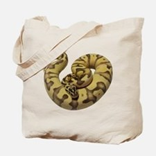 Enchi Fire ball python Tote Bag