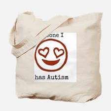 Autism not processing Tote Bag