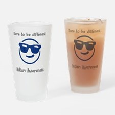 Autism not processing Drinking Glass