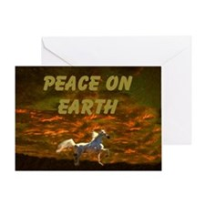 AFTM Peace On Earth!2 Greeting Card