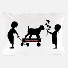 Totes MaGoats Kid Goat Pillow Case