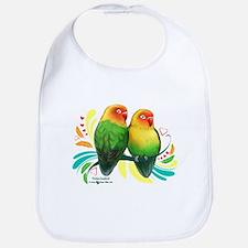 Fischer Lovebirds Bib