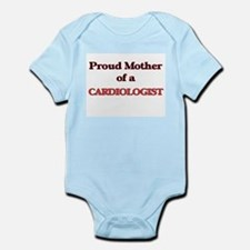 Proud Mother of a Cardiologist Body Suit