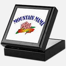 Mountain Mama Keepsake Box