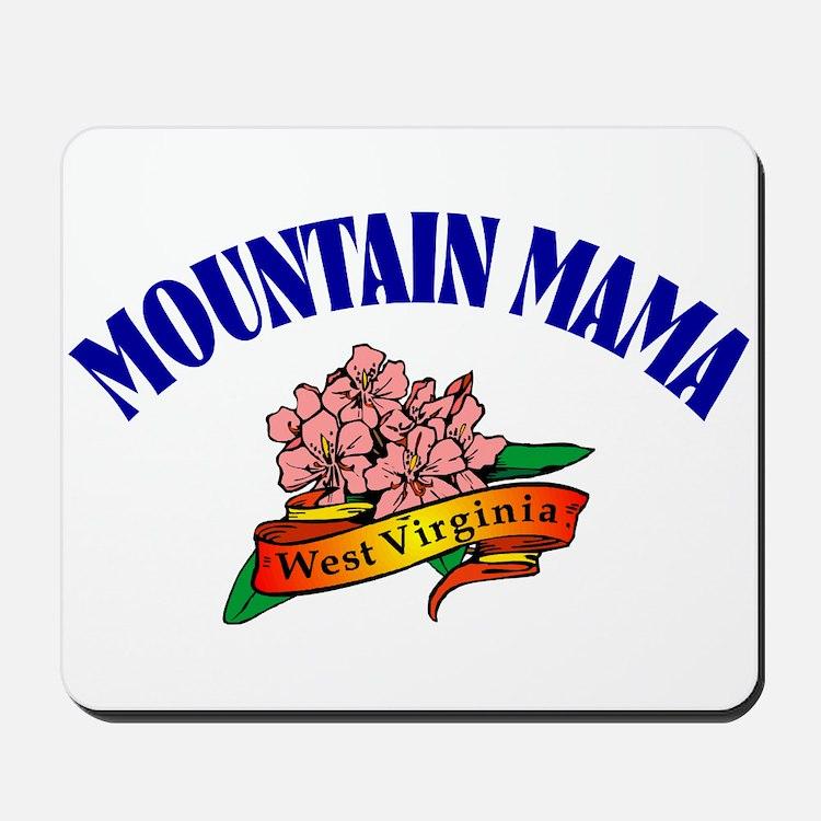 Mountain Mama Mousepad