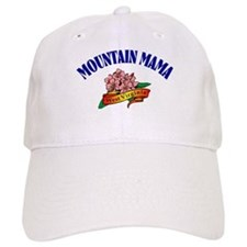 Mountain Mama Baseball Cap