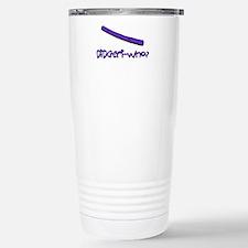 Funny didgeridoo Travel Mug
