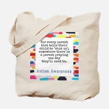 Be Thankful for What You Have Tote Bag