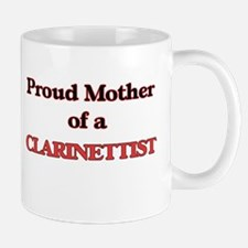 Proud Mother of a Clarinettist Mugs