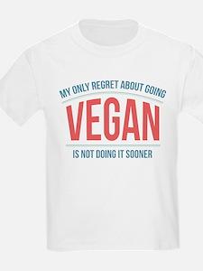 Vegan Regrets T-Shirt