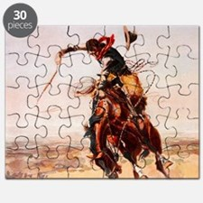 Unique Bad horse Puzzle
