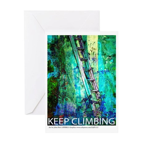Twelve Step Greeting Card