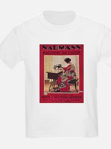 Vintage poster - Naumann Sewing Machine T-Shirt