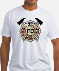 Unique Firefighter Shirt