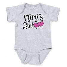 Funny Mimi Baby Bodysuit
