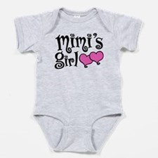 Funny My heart belongs kareem Baby Bodysuit