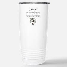 Unique Spirituality Travel Mug