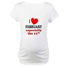 February 11th Shirt