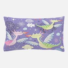 Cute Dragons Pillow Case