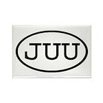 JUU Oval Rectangle Magnet (10 pack)