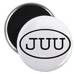 JUU Oval Magnet