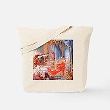 Cute Nude Tote Bag