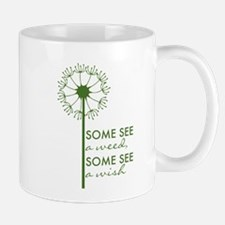 Dandelion Mugs