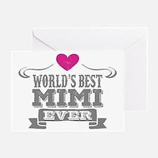 Funny Mimi Greeting Card