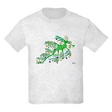 Festive Sea Dragon T-Shirt