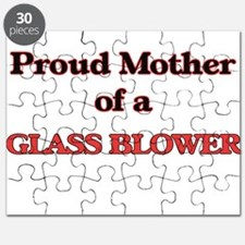 Proud Mother of a Glass Blower Puzzle