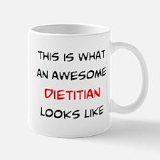 Awesome Dietitian Mug Mugs