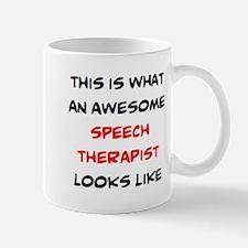 Awesome Speech Therapist Mug Mugs