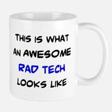 Awesome Rad Tech Mug Mugs