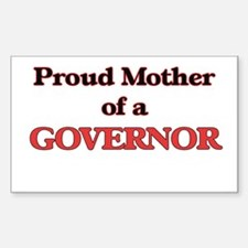 Proud Mother of a Governor Decal