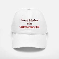 Proud Mother of a Greengrocer Baseball Baseball Cap