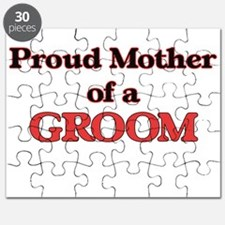 Proud Mother of a Groom Puzzle