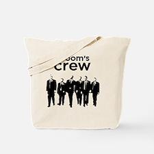 Cute Groomsman Tote Bag