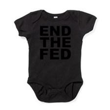 Funny Federal Baby Bodysuit