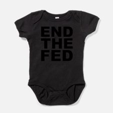 Unique Ron paul Baby Bodysuit
